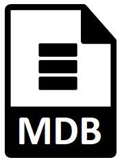 Чем открыть mdb файл