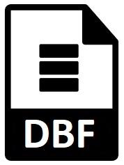 Чем открыть файл dbf