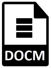 Чем открыть docm файл