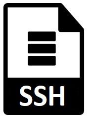 Чем открыть shh файл